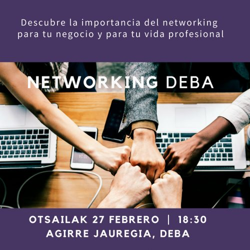 networking deba bilingue